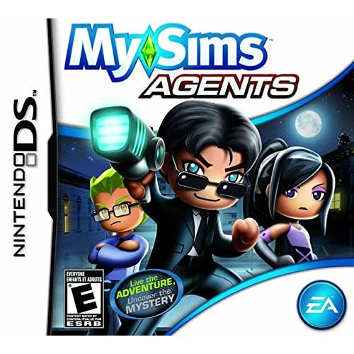 Image 0 of Mysims Agents For Nintendo DS DSi 3DS 2DS