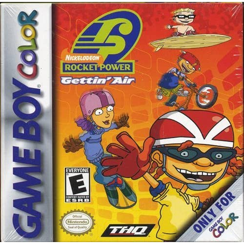 Image 0 of Rocket Power: Gettin' Air On Gameboy Color