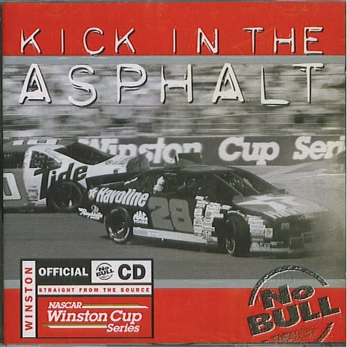 Image 1 of Kick In The Asphalt By Bass Doug Kahan Performer No Bull On Audio CD