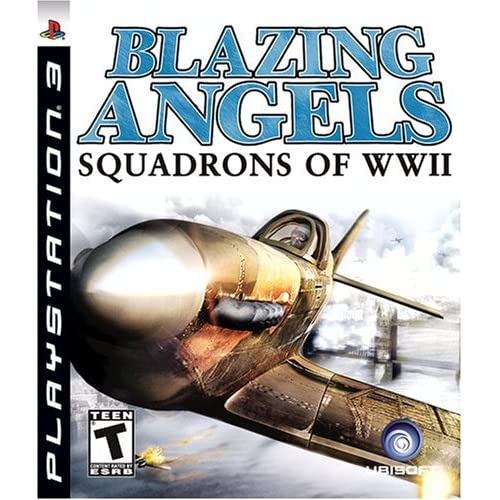Image 0 of Blazing Angels Squadrons Of WWII For PlayStation 3 PS3 Flight