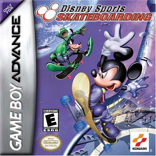 Image 0 of Disney Sports Skateboarding For GBA Gameboy Advance