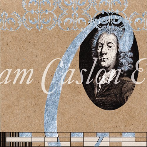 Image 0 of William Caslon Experience By William Experience Caslon On Audio CD