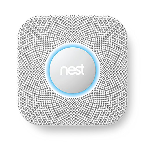 Image 0 of Nest Protect Smoke Plus Carbon Monoxide Wired 120V S2001LW