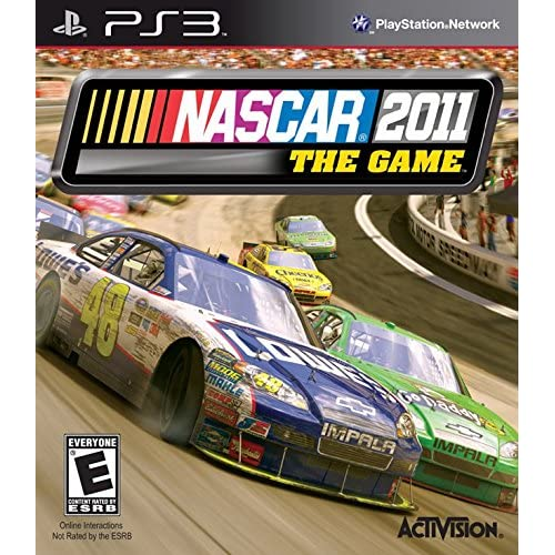 Image 0 of NASCAR The Game 2011 For PlayStation 3 PS3 Racing