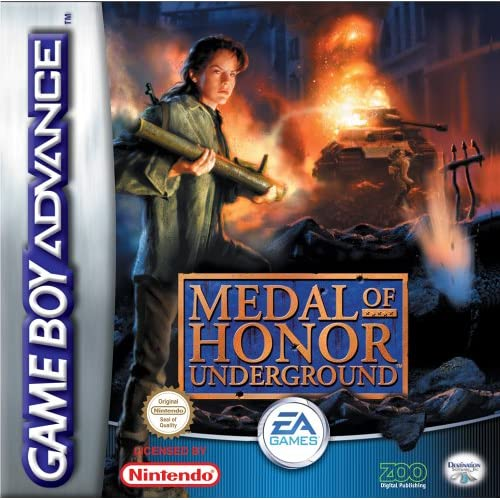 Image 0 of Medal Of Honor Underground GBA For GBA Gameboy Advance