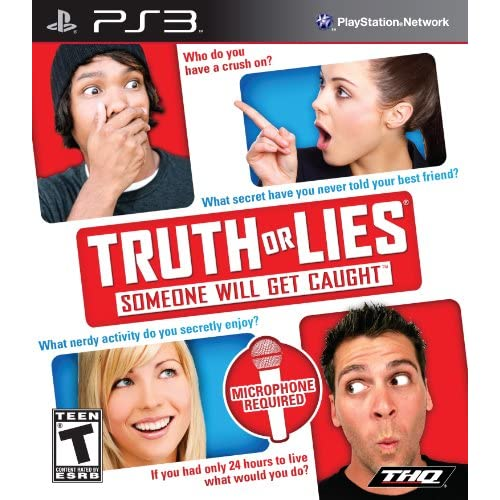 Image 0 of Truth Or Lies For PlayStation 3 PS3 Fighting