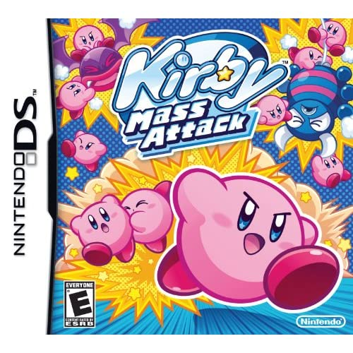 Image 0 of Kirby Mass Attack For Nintendo DS DSi 3DS 2DS