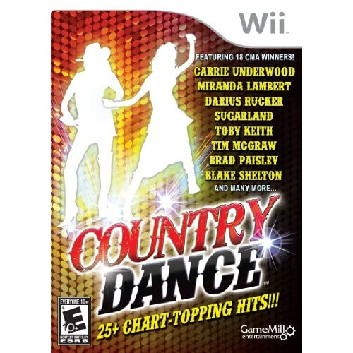 Image 0 of Country Dance For Wii Music