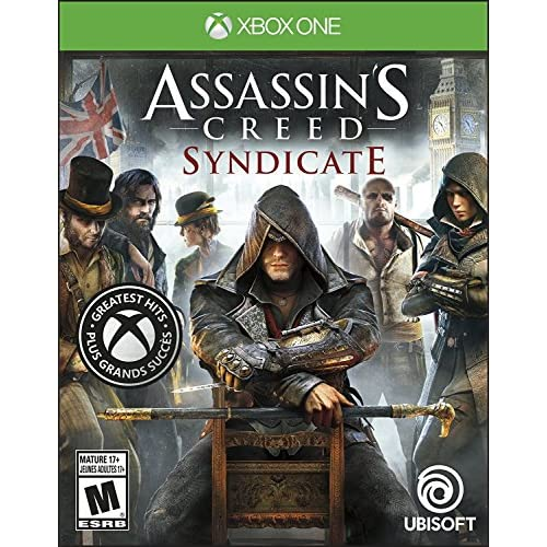 Assassin's Creed: Syndicate Limited Edition For Xbox One