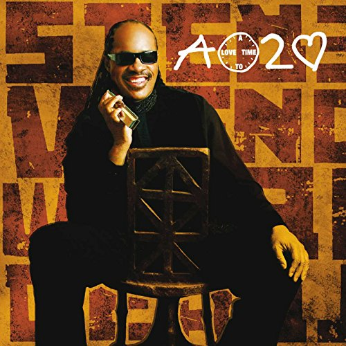 Image 0 of A Time To Love By Stevie Wonder On Audio CD Album 2005