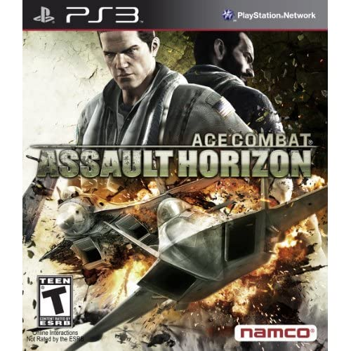 Ace Combat: Assault Horizon For PlayStation 3 PS3 Fighting