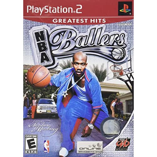 Image 0 of NBA Ballers For PlayStation 2 PS2 Basketball