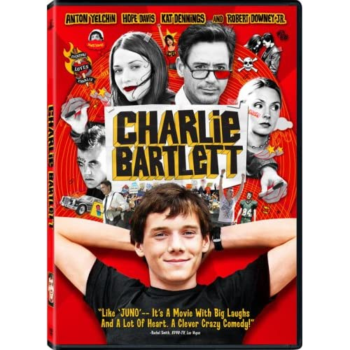 Image 0 of Charlie Bartlett On DVD With Anton Yelchin