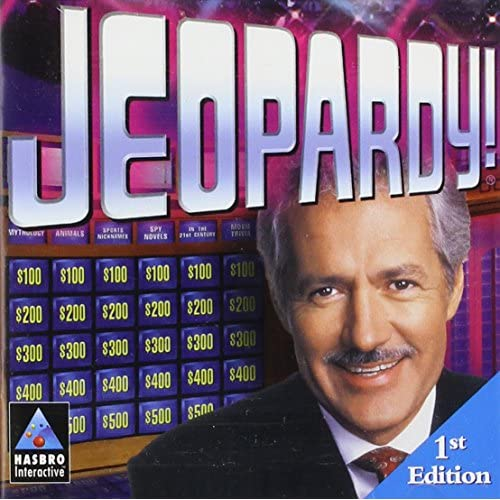 Image 0 of Jeopardy! Software