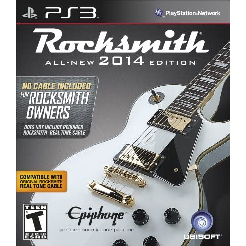 Image 0 of Rocksmith 2014 Edition No Cable Included Version For Rocksmith Owners For PlaySt