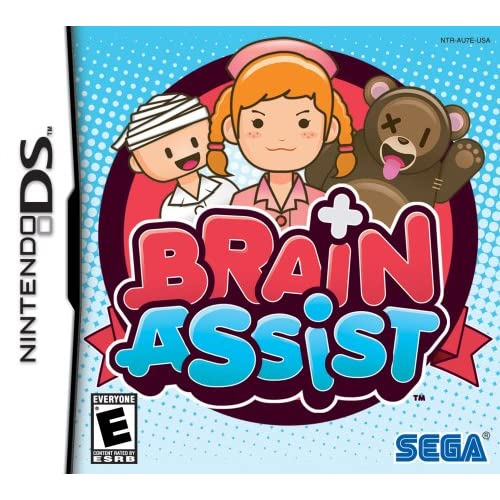 Image 0 of Brain Assist For Nintendo DS DSi 3DS 2DS