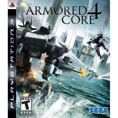 Armored Core 4 For PlayStation 3 PS3