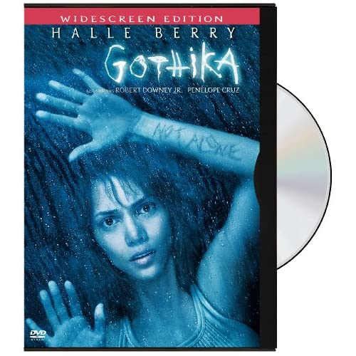 Image 0 of Gothika Widescreen Edition On DVD with Halle Berry
