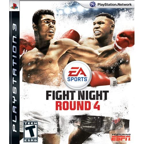 Image 0 of Fight Night Round 4 For PlayStation 3 PS3 Boxing