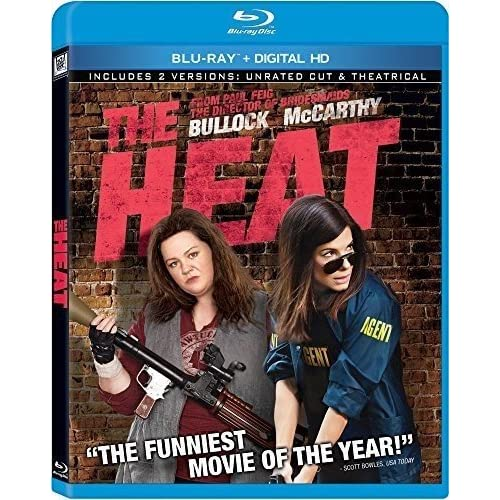 Image 0 of Heat The On Blu-Ray With Demian Bichir Comedy