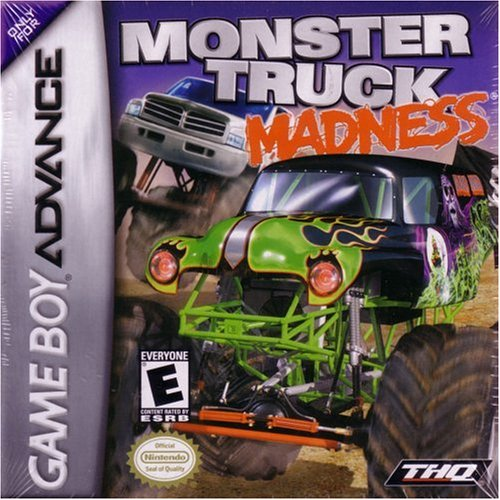 Image 0 of Monster Truck Madness For GBA Gameboy Advance