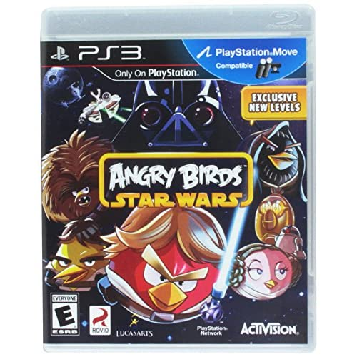 Angry Birds Star Wars For PlayStation 3 PS3