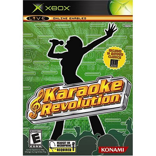 Image 0 of Karaoke Revolution Xbox For Xbox Original RPG