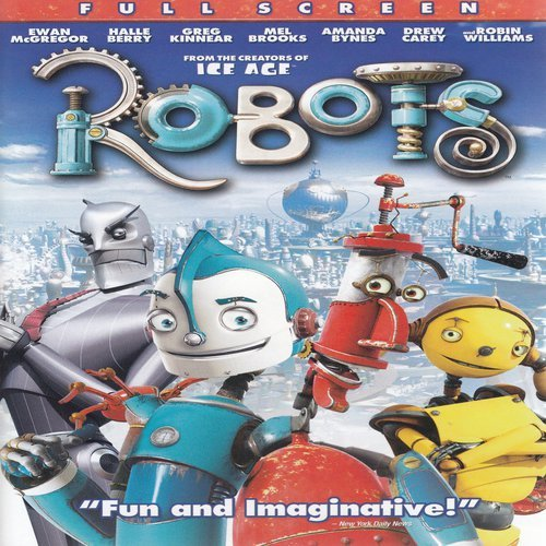 Image 0 of Robots Full Screen Edition On DVD With Ewan Mcgregor