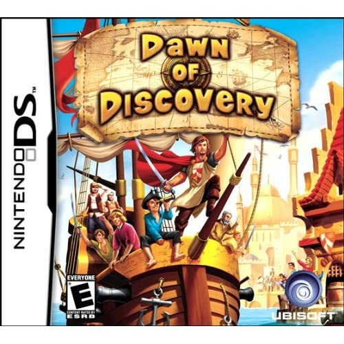 Image 0 of Dawn Of Discovery For Nintendo DS DSi 3DS 2DS