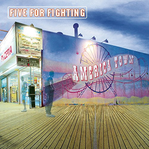 Image 0 of America Town By Five For Fighting On Audio CD Album 5 2000