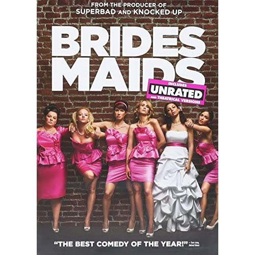 Image 0 of Bridesmaids On DVD With Kristen Wiig Comedy