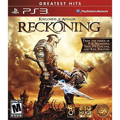 Image 0 of Kingdoms Of Amalur: Reckoning For PlayStation 3 PS3