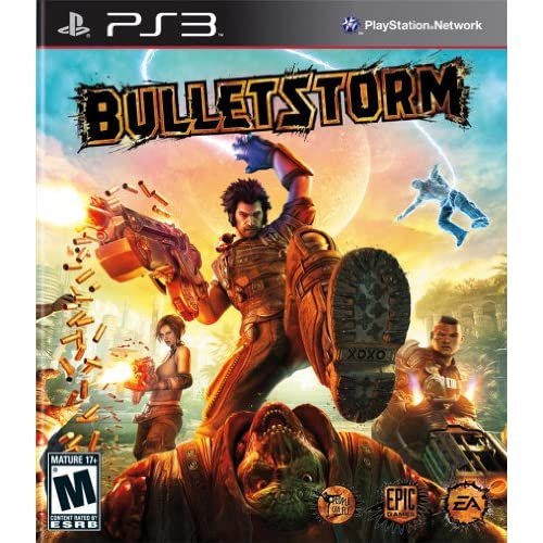 Image 0 of Bulletstorm For PlayStation 3 PS3 Shooter