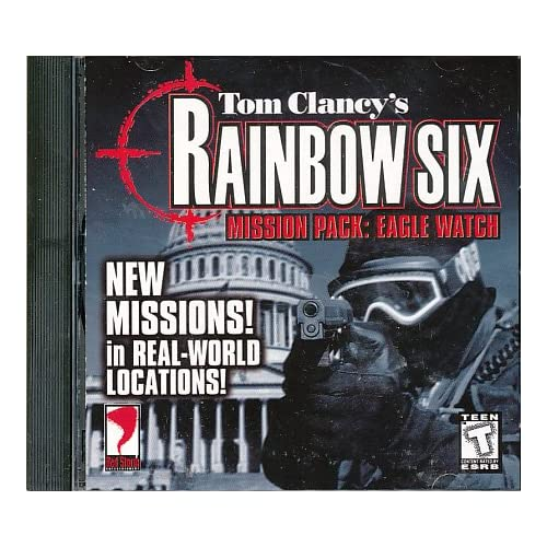 Tom Clancy's Rainbow Six Mission Pack Expansion: Eagle Watch Software