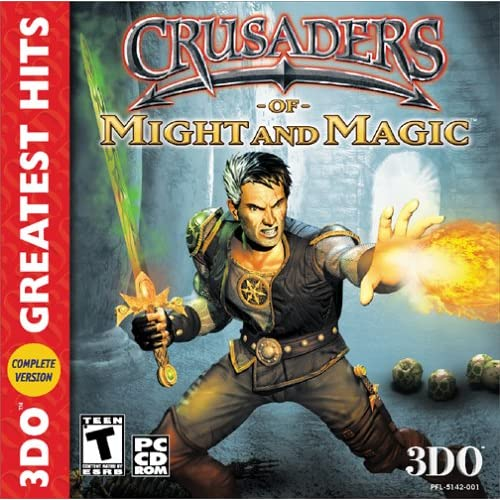 Image 0 of Crusaders Of Might And Magic PC Software