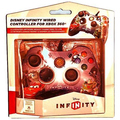 Image 0 of Disney Infinity Wired Controller For Xbox 360 Multi Game Controllers PL-3794