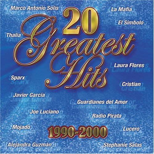 Image 0 of 20 Greatest Hits 1990-2000 By 20 Greatest Hits 1990-00 On Audio CD Album 2005