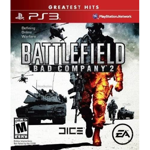 Image 0 of Battlefield Bad Company 2 Greatest Hits For PlayStation 3 PS3 Fighting