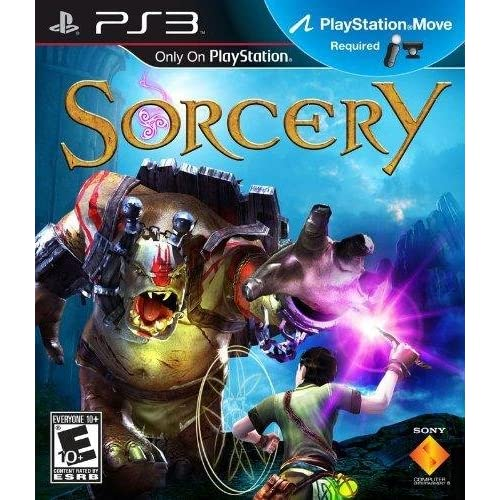 Image 0 of Sorcery For PlayStation 3 PS3 Move Game