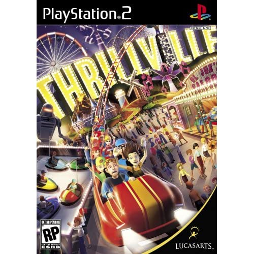 Image 0 of Thrillville For PlayStation 2 PS2