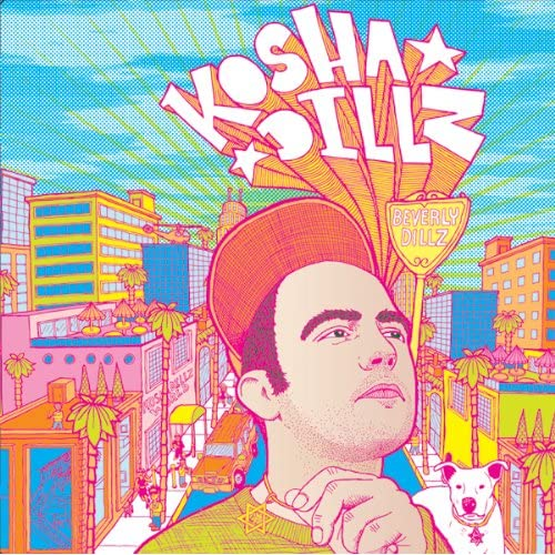 Image 0 of Beverly Dillz Dig Kosha Dillz Kosha Dillz On Audio CD Album 2009 by Kosha Dillz