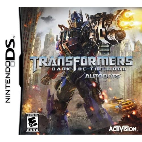 Image 0 of Transformers: Dark Of The Moon Autobots For Nintendo DS DSi 3DS 2DS