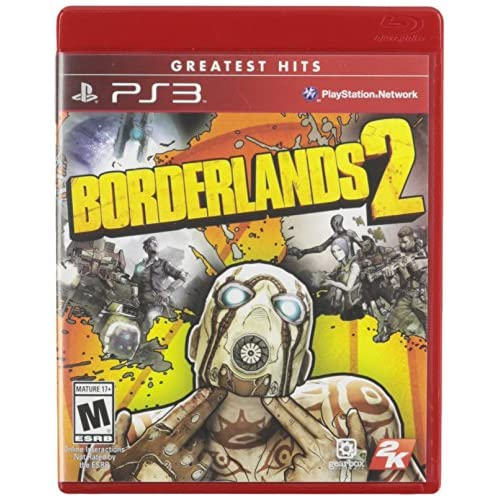 Image 0 of Borderlands 2 For PlayStation 3 PS3
