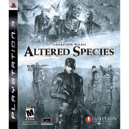 Image 0 of Vampire Rain: Altered Species For PlayStation 3 PS3