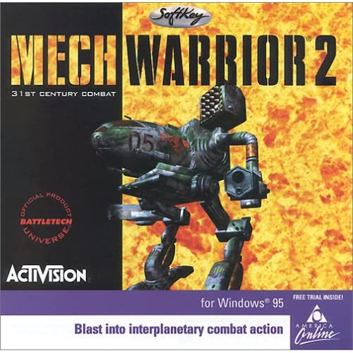 Image 0 of Mechwarrior 2 PC Software