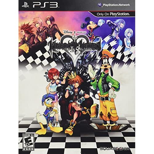 Image 0 of Kingdom Hearts HD 1.5 Remix Limited Edition For PlayStation 3 PS3 RPG
