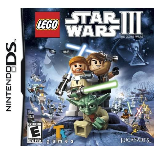 Image 0 of Lego Star Wars III: The Clone Wars For Nintendo DS DSi 3DS 2DS