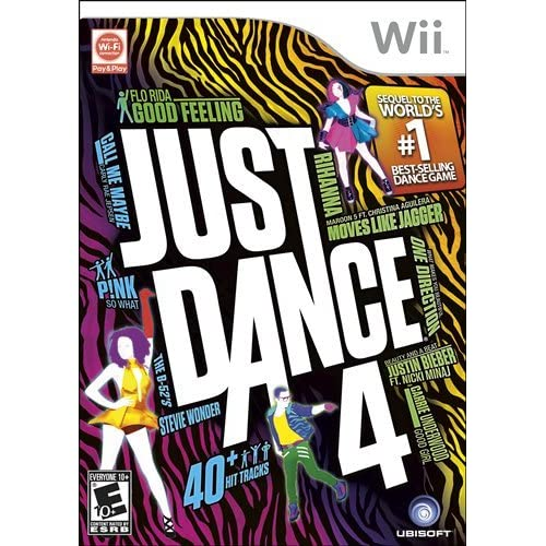 Image 0 of Just Dance 4 Nintendo For Wii And Wii U