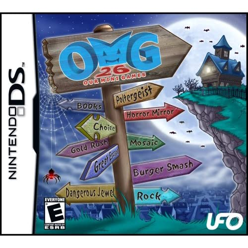 Image 0 of Omg 26 Our Mini Games 26 Nds For Nintendo DS DSi 3DS 2DS