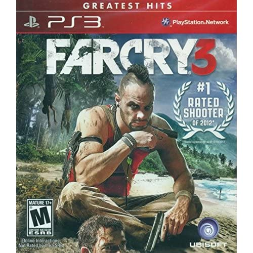 Image 0 of Far Cry 3 For PlayStation 3 PS3